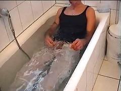 soaking