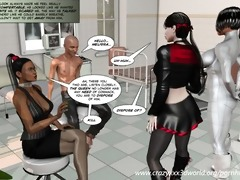 9d comic: